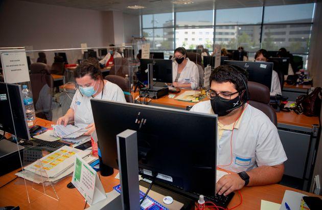 Indignación con la Comunidad de Madrid por buscar rastreadores