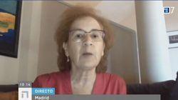 La viróloga Margarita del Val alerta de una conducta muy peligrosa que ve a diario: