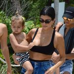 Kourtney Kardashian Reveals Son Reign's New Haircut: 'I Am Not