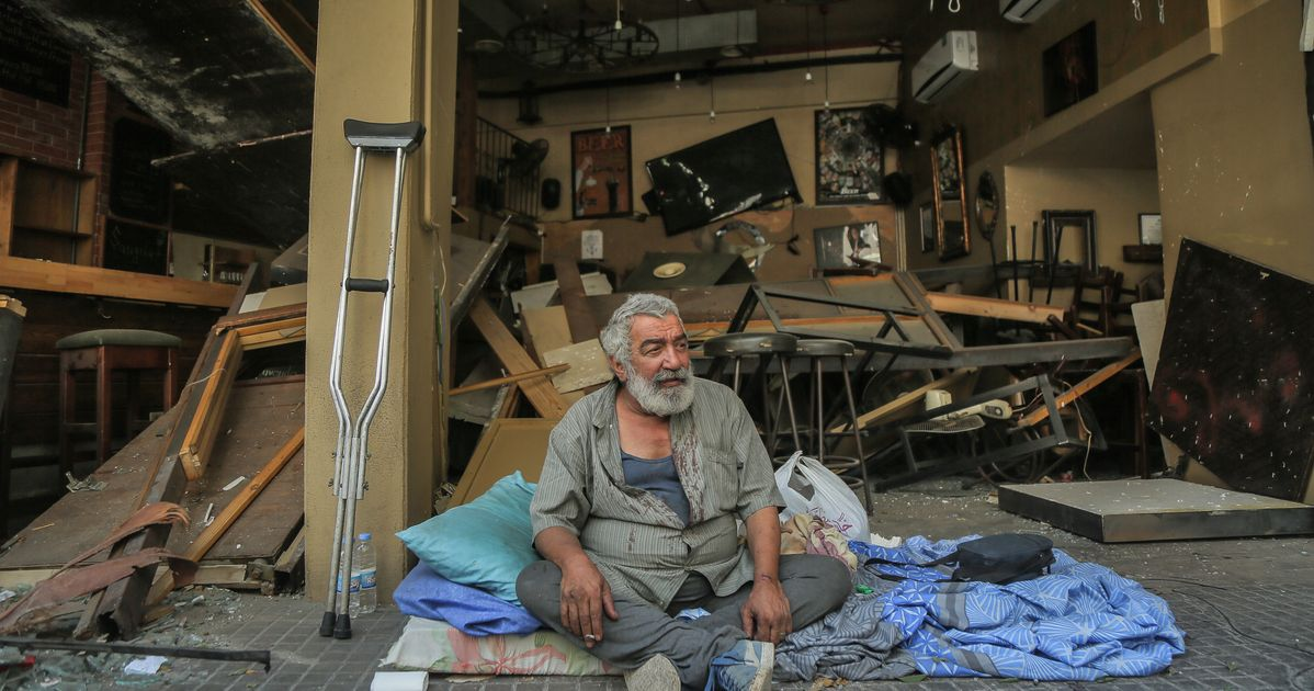 Lebanon's People Don't Want To Be Resilient Anymore. They Want Change.