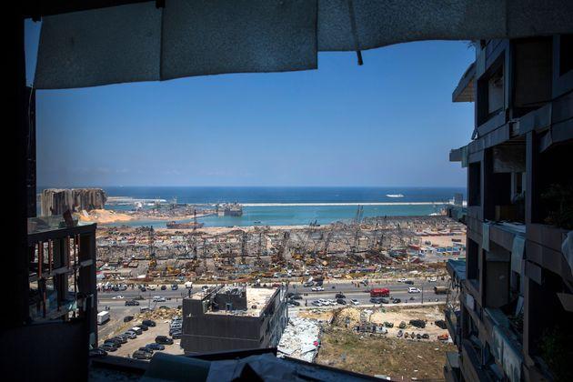 Le port de Beyrouth a été le théâtre de violentes explosions, mardi 4 août....