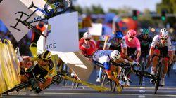 Chute monstrueuse à l'arrivée du Tour de Pologne, pronostic vital engagé pour Fabio