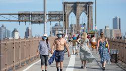 New York mette check point anti-Covid all'ingresso della