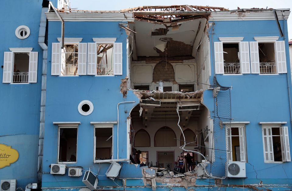 Λιβανος, μια χώρα σε φάση default (γιατί η έκρηξη στη Βηρυτό δεν είναι απλά άλλη μια