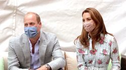 Kate Middleton, Prince William Lose It After Woman Says They're 'S**tty' At