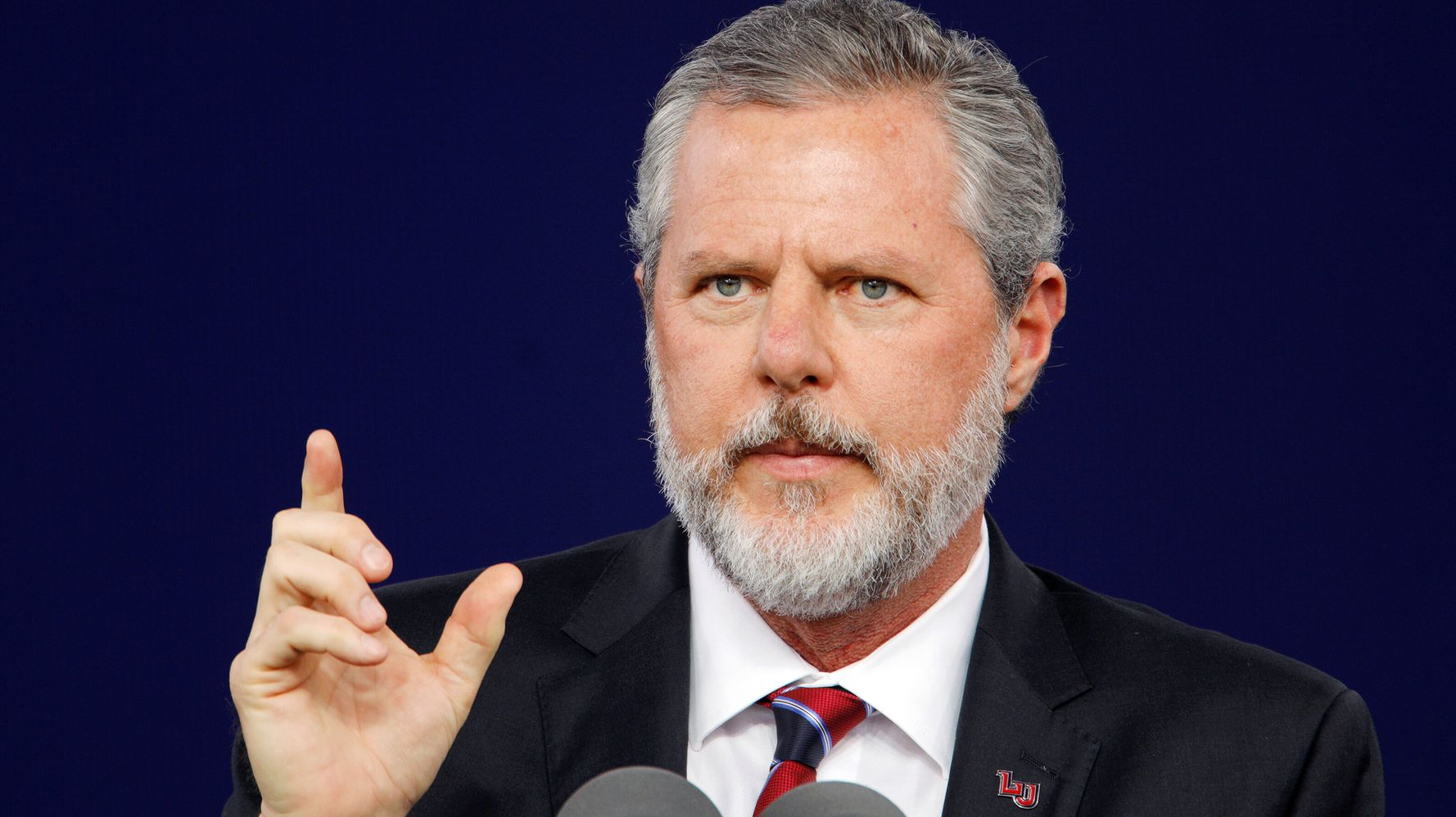 Jerry Falwell Apologizes For Pic Of Him With Unzipped Pants In Head-Scratching Interview