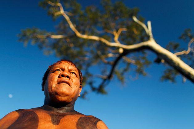 Aritana Yawalapiti, l'un des grands chefs indigènes du Brésil, est mort du
