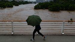 6일 출근길부터 다시 강한 비가 내리기