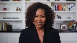 """Michelle Obama dit souffrir d'une """"légère dépression"""" (et le confinement n'est pas le seul"""