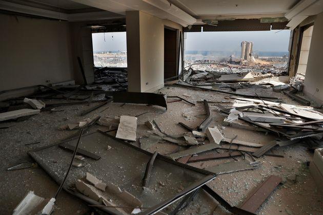 Εκρηξη στη Βηρυτό: Το προβληματικό πλοίο από το οποίο ξεκίνησε ο