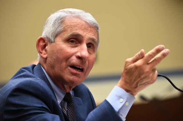 WASHINGTON, DC - JULY 31: Dr. Anthony Fauci, director of the National Institute for Allergy and Infectious...