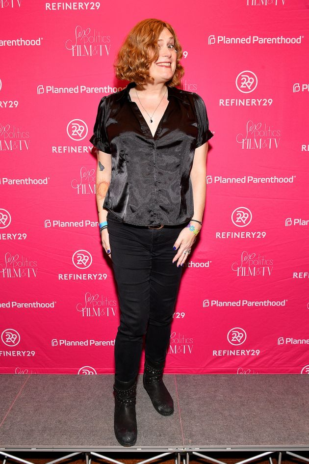 Lilly Wachowski pictured in January