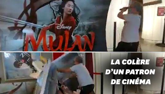 Le coup de sang d'un patron de cinéma français après l'annulation de la sortie de
