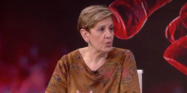 Belén Padilla, médico y vicepresidenta del Colegio de Médicos de