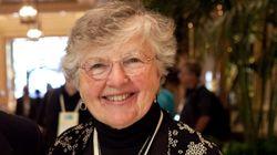 Première lauréate du prix Turing, l'informaticienne Frances E. Allen est