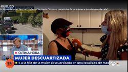 La Guardia Civil llama a declarar a una periodista de 'Espejo Público' tras lo que ha ocurrido en el