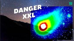 À l'origine de la nuit des étoiles, une comète qui menace régulièrement
