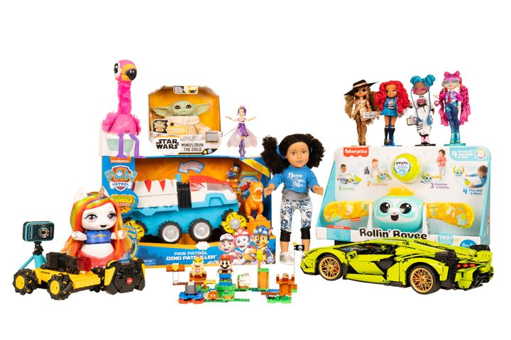 2020 Top Toys For Christmas The Top Toys For Christmas 2020, According To Argos | HuffPost UK