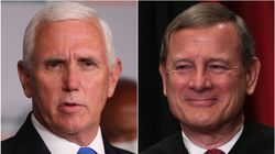 Mike Pence Calls Chief Justice John Roberts A 'Disappointment To