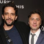 Zach Braff Honours His Late Friend Nick Cordero In The Most Personal