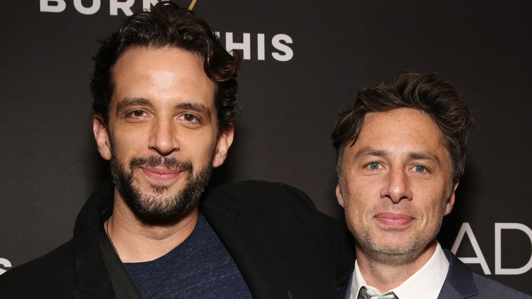Zach Braff Gets Tattoo Of Nick Cordero To Honor His Late Friend And Co-star