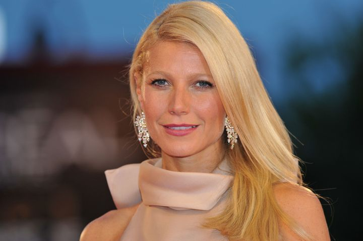 """Gwyneth Paltrow attends the """"Contagion"""" premiere during the 68th Venice Film Festival on Sept. 3, 2011."""