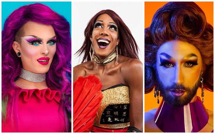 Rainbow, Barbada et Gina Gates