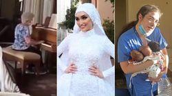 Devastating Videos Show The Heartbreaking Strength Of Beirut's