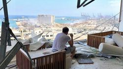 La photo impressionnante de cet acteur libanais dans son salon