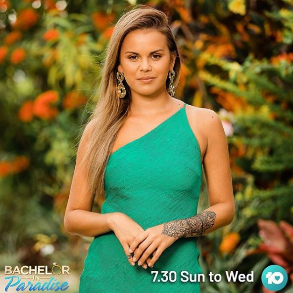 'Bachelor In Paradise' contestant Renee