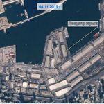 베이루트 폭발 사고로 항구는 이렇게 변했다 (전후
