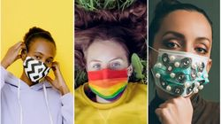 How Face Masks Became A Powerful Symbol Of Expression In Dark