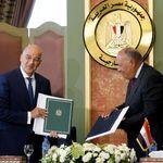 Συμφωνία Ελλάδας-Αιγύπτου:Κίνηση ματ ή