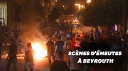 À Beyrouth, affrontements entre policiers et manifestants