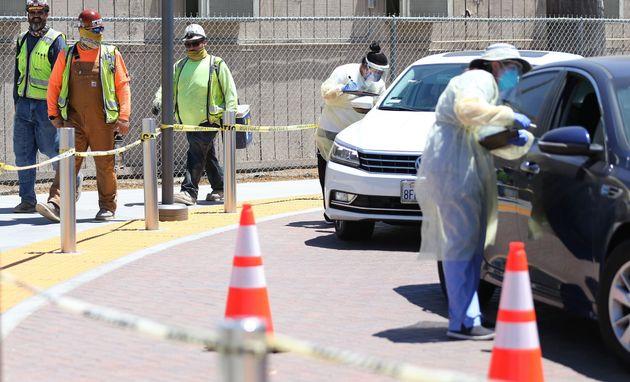 Les États-Unis assistent à un inquiétant retour de l'épidémie de coronavirus....