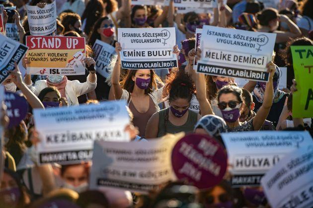 5 Αυγούστου 2020 - Διαδηλώσεις...