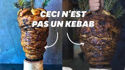 Ce restaurant étoilé propose un kebab de