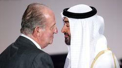 'ABC' sitúa al rey Juan Carlos en Abu