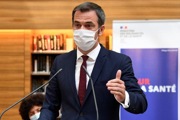 Olivier Véran a annoncé la mise en place d'un numéro vert face à la