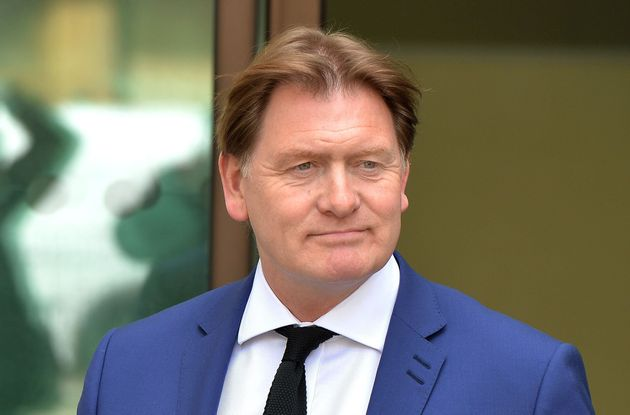 Ex-Labour MP Eric Joyce Handed Suspended Sentence For Making Indecent Image Of Child