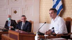 Μητσοτάκης από Ρόδο: «Εθνική επιτυχία η συμφωνία Ελλάδας- Αιγύπτου για την