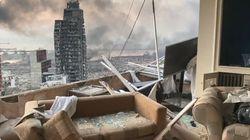 BLOG - Appartements dévastés de Beyrouth: quel choc vit-on quand son chez-soi est détruit
