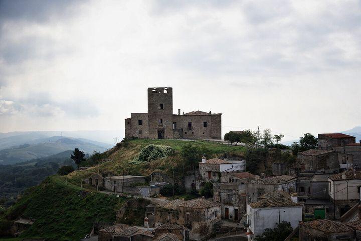 Il castello di Grottole