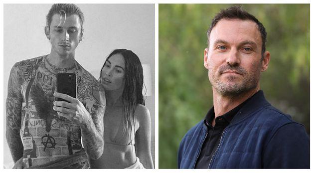 Megan Fox e il nuovo fidanzato; Brian Austin