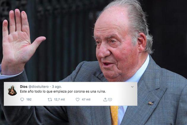 La marcha del rey Juan Carlos ha dado para mucho en