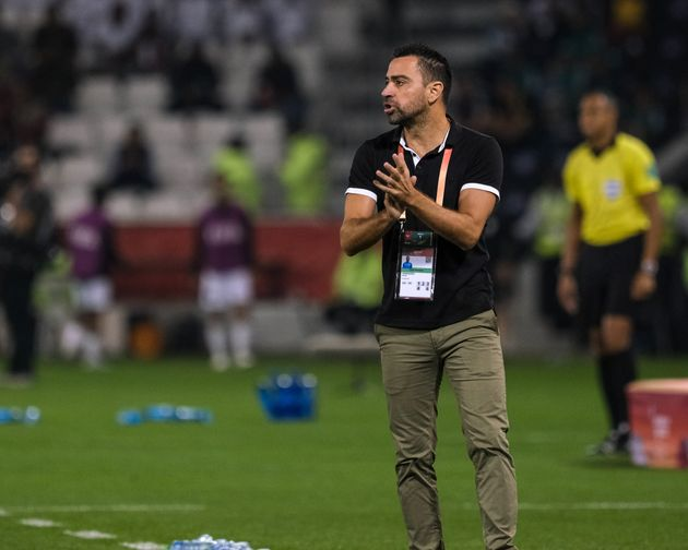 Xavi Hernández, entrenador del Al Sadd, fotografiado en Doha el 11 de diciembre de 2019 (Simon...