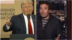 Jimmy Fallon Reveals The Other Names Trump's Been Saying