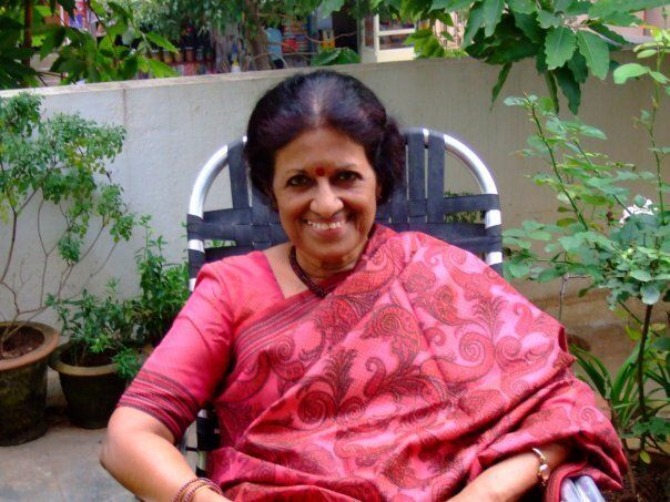 Vaasanthi, who was editor of the Tamil edition of 'India Today' for 10 years in the 1990s, has written several novels and short story collections.