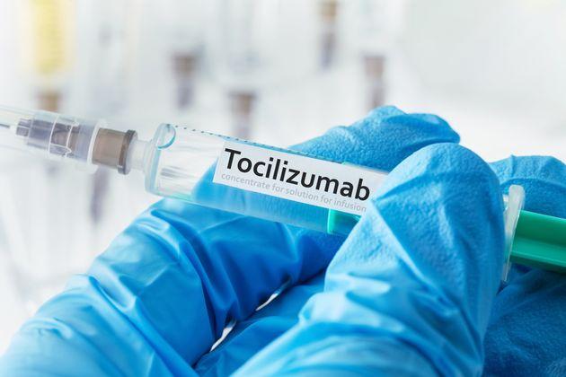 tocilizumab medicine concentrate