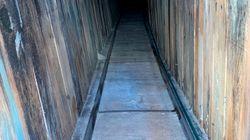 Descubren el túnel clandestino más sofisticado de la historia, pero no, Juan Carlos tampoco está